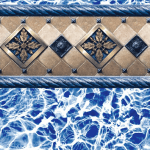 Bayview 20 Gauge Inground Pool Liner
