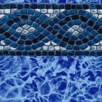 Mediterranean 20 Gauge Inground Pool Liner