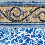 Siesta Wave 20 Gauge Inground Pool Liner