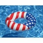 "Swimline 36"" Americana Graphic Print Ring - DIY Pool Liners Plus"